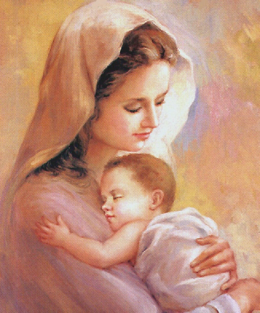 Image from http://tarbeyah.wordpress.com/2012/01/21/mother-love-of-the-sufis/