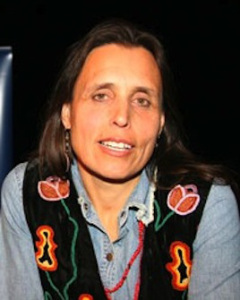 Winona LaDuke Source: Native Harvest